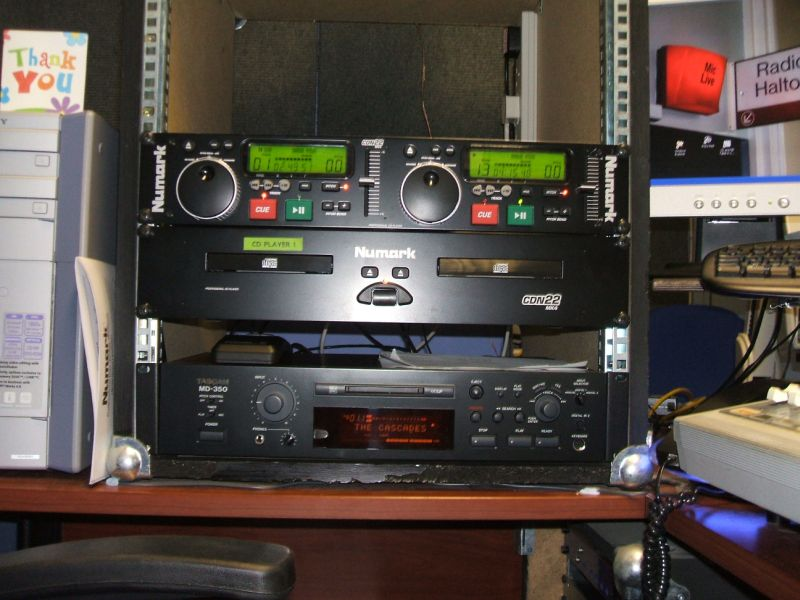 Numark and Tascam 2009